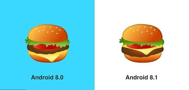 burger emoji google
