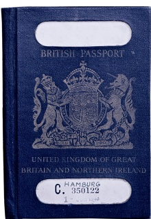 england passport