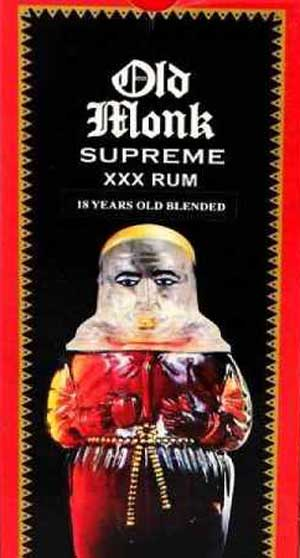 old munk rum