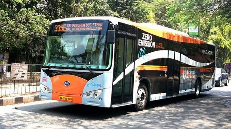 electric ac bus