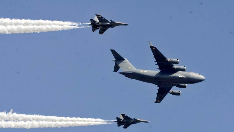एरो शो 'एयरो इंडिया 2021'