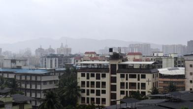 Cyclone Tauktae:  मुंबईत मुसळधार पाऊस