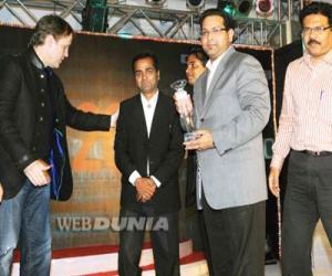 वेबदुनियाला इंडियन डिजीटल मीडीया अवॉर्ड 2010