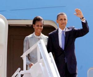 बराक ओबामा यांची भारत यात्रा