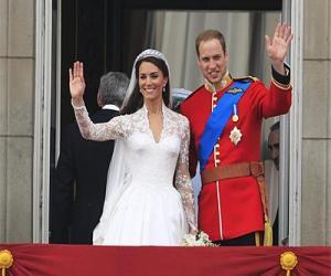 शाही विवाह प्रिंस विलियम्स -केट मिडलटन