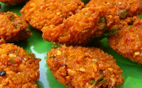 Image result for சுவையான சிக்கன் வடை