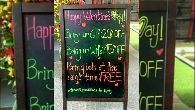 Valentine viral