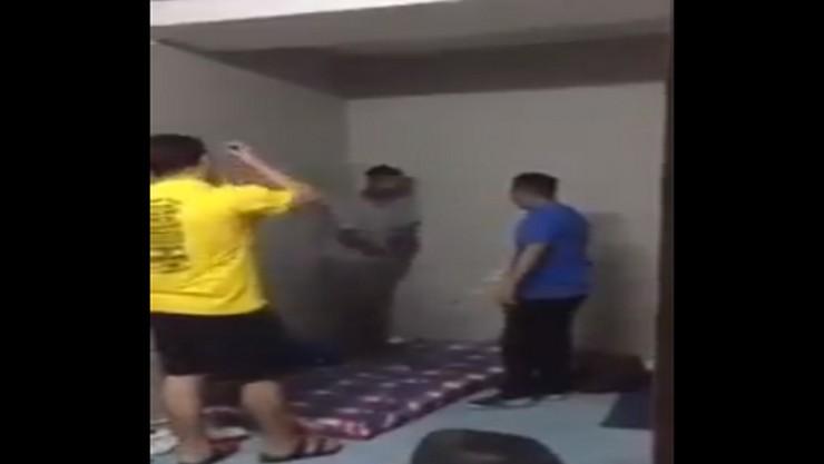 china man attacks