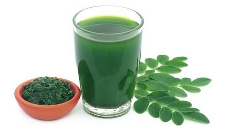 Drumstick Leaf Juice