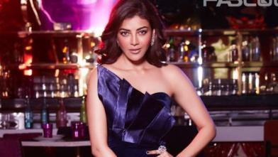 நடிகை காஜல் அகர்வால்
