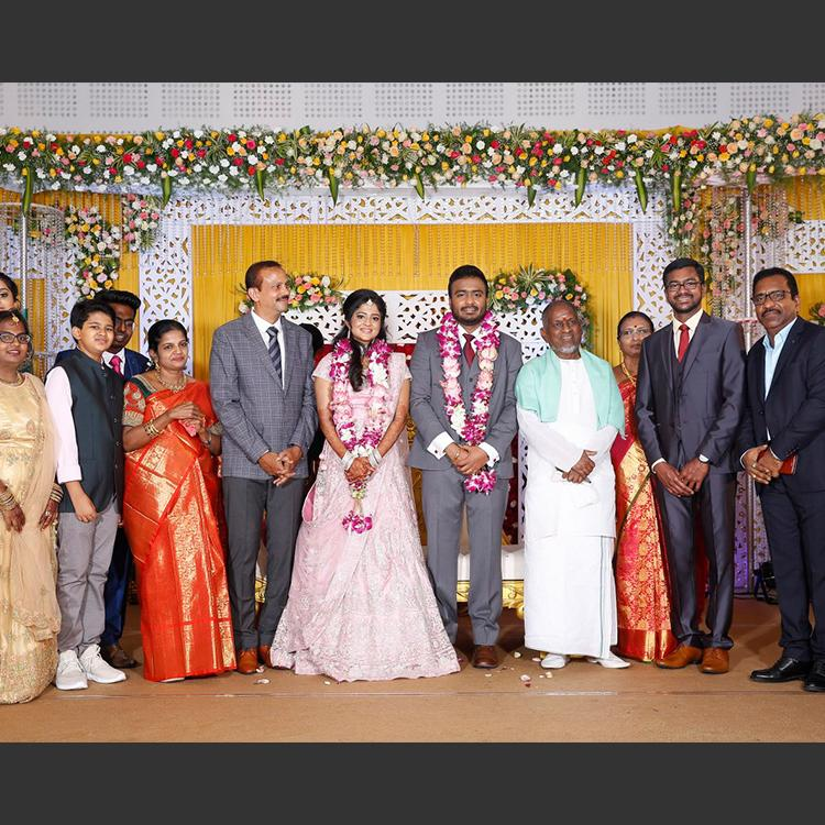 Actor Charlie elder Son Adhithiya Charlie Reception Photos