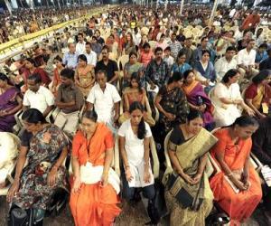ஈஷா சிவராத்திரி கொண்டாட்டங்கள்