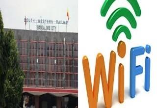 WiFi facility