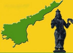andra pradesh state map