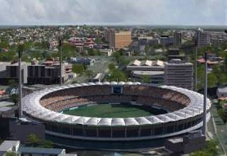 brisbane cricket stadium