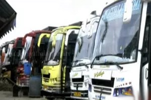 private buses