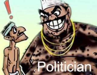 political criminals