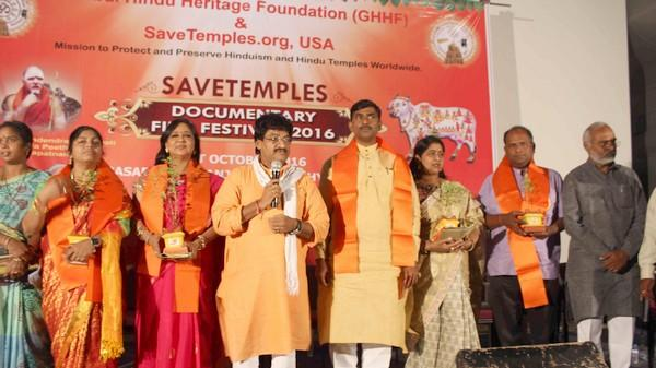 save temples event