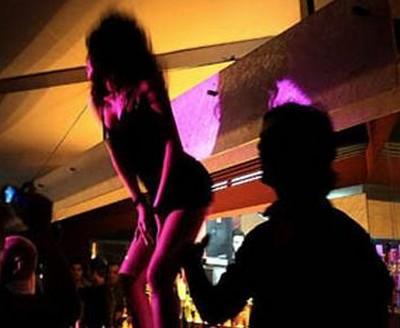 bar dance