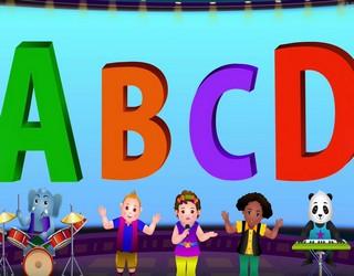 abcd alphabet