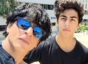sharukh khan son