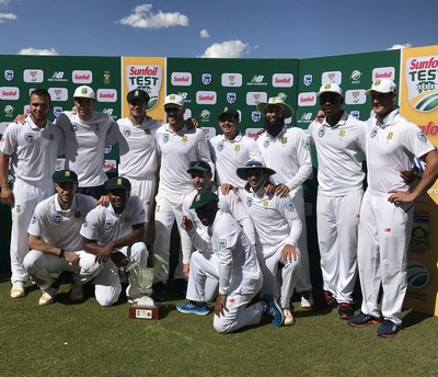 south africa test team