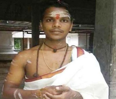 dalit priest