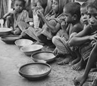 hunger india