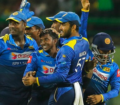 sri lanka team