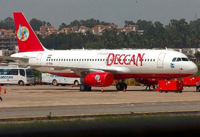air deccan flight