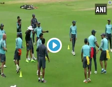 team india practice