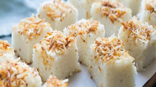 coconut rice cake