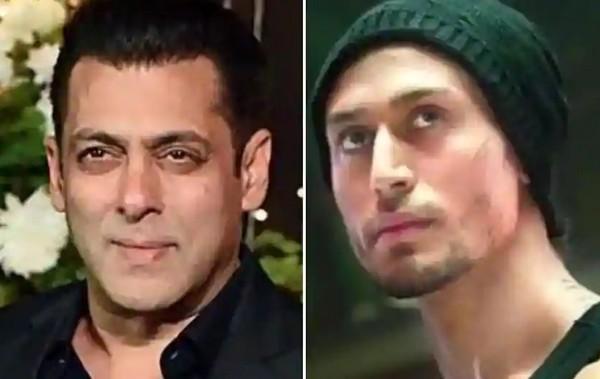 Salman - Tiger Shroff