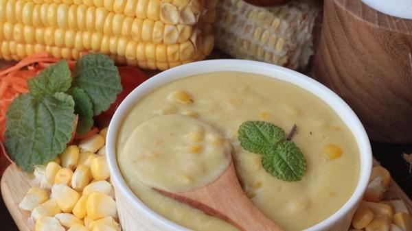 sweet corn payasam