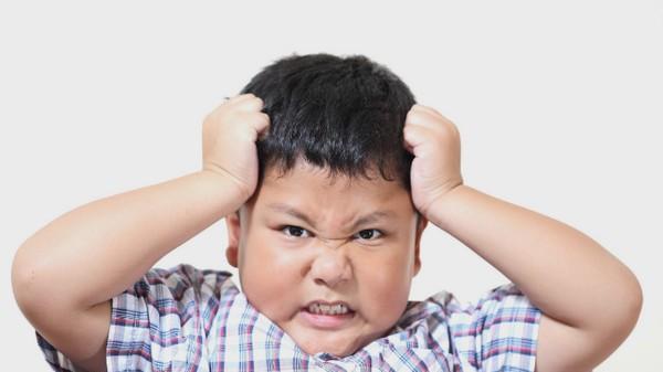 kids anger