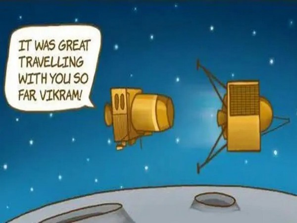 isro's cartoon