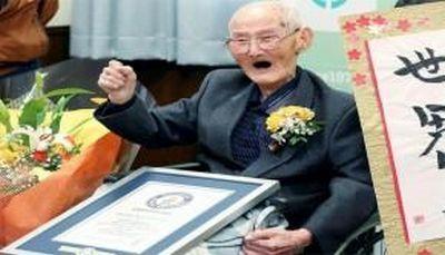 worlds oldest man chitetsu watanabe