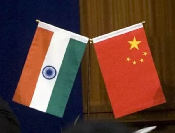 indo - china flags
