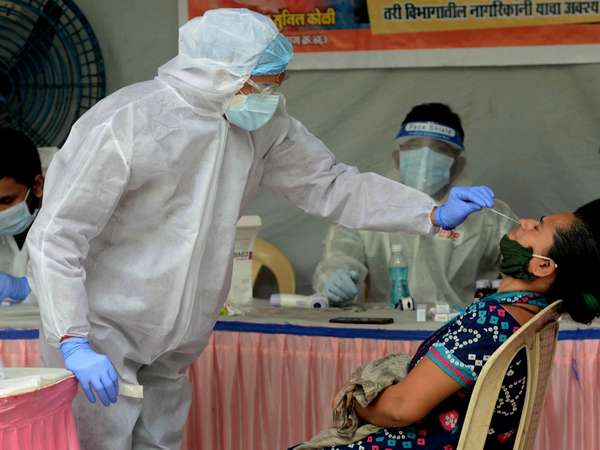 corona virus test