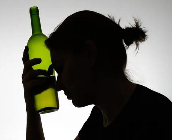 alcoholic women