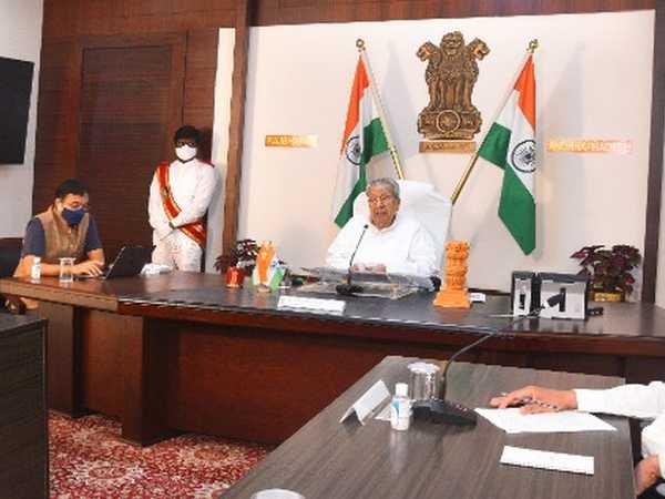 Governor Biswabhushan
