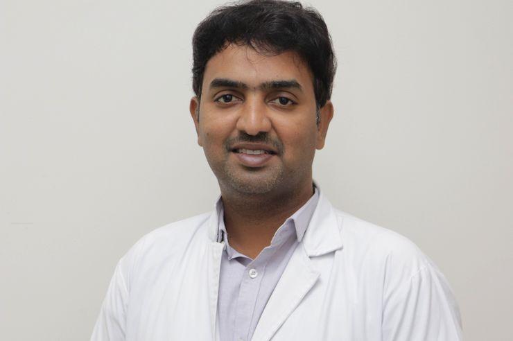 Dr Jaganmohan Reddy