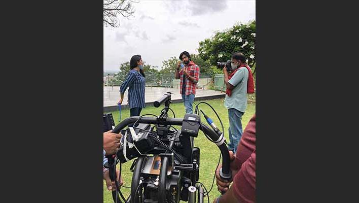 Kalyaan Dhev Super Machi Last Schedule Begins Today In Ramanaidu Studios