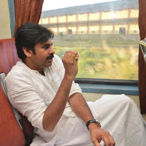Pawan Train Journey